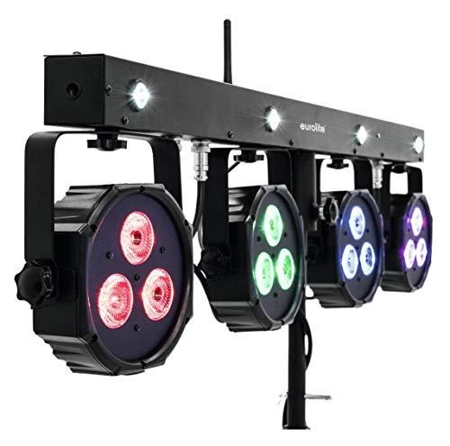 Eurolite LED KLS-170 Kompakt-Lichtset 42109620