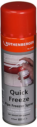 ROTHENBERGER - SPRAY CONGELACION RAPIDA