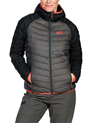 Jack Wolfskin Damen Daunen Jacke Zenon Jacket von Jack Wolfskin bei Outdoor Shop
