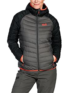 Jack Wolfskin Zenon Jacket Women's Down Jacket: Amazon.co