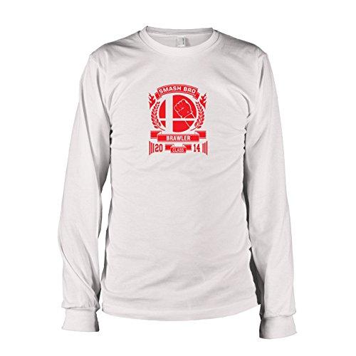 TEXLAB - Smash Brawler - Herren Langarm T-Shirt, Größe XXL, ()