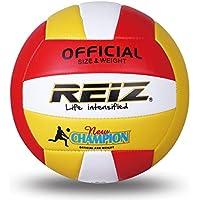 Delicacydex Reiz Soft PU Volleyball Offizielle Größe 5# Volleyball Professionelle Indoor & Outdoor Training Ball Net Nadel