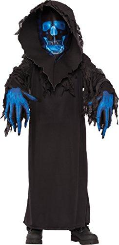 Rubies Skull Phantom Boy Grim Reaper Costume - Reaper Spielzeug Grim