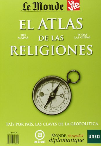 El Atlas De Las Religiones. País Por País, Las Claves De La Geopolítica