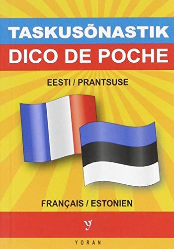 ESTONIEN-FRANCAIS (DICO DE POCHE) par GRUNTHAL ROBERT TIIU