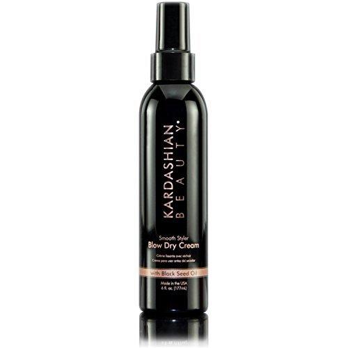Kardashian Beauty Smooth Styler Blow Dry Cream, 6 Fluid Ounce by Kardashian Beauty