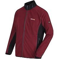 Regatta Mens Ashton Full Zip Lightweight Stretch Fleece Jacket