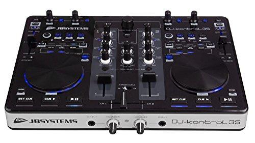 JB Systems del DJ Kontrol 3S