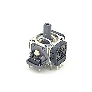 Feicuan Replacement Parts Thumbstick 3D Analog Joystick Sensor Stick für WII U Controller