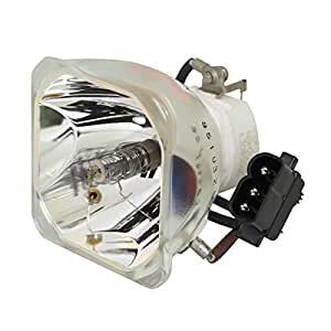 Lutema Platinum for Claxan 23040007 Projector Lamp Bulb Only