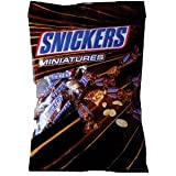 Snickers Miniatures Chocolates – 150 Gms