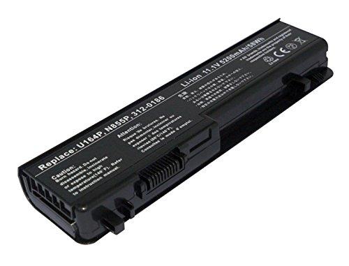 PowerSmart® 5200mAh 11,10V Li-ion Akku für Dell Studio 17, Studio 1747, 312-0186, U164P, Studio 1745, Studio 1749, N855P