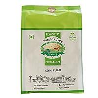Elworld Organic Corn Flour- 500gX2
