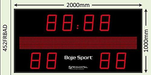 Boje Sport Anzeigetafel FRB AD von Stramatel