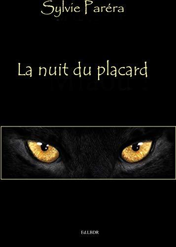 Couverture du livre La nuit du placard ! (Adulte)