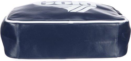 Gola Redford CUB901, Unisex - Erwachsene Henkeltaschen, 36x27x12 cm (B x H x T) Blau (Navy/White)