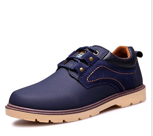 Men's British Tooling Tide Casual Shoes blue