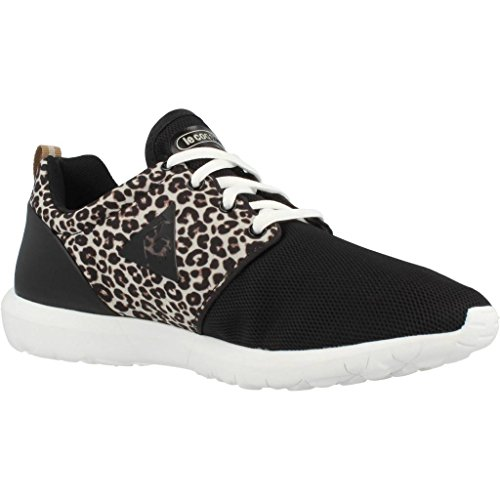 Le Coq Sportif Dynacomf Womens Animal 1610547 Nero