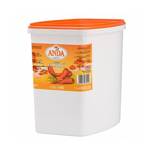 Anda - Sauce Samouraï 5 L
