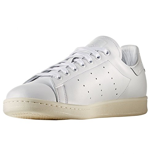 adidas Herren Stan Smith Bz0466 Fitnessschuhe Weiß (Ftwblaftwblaftwbla)