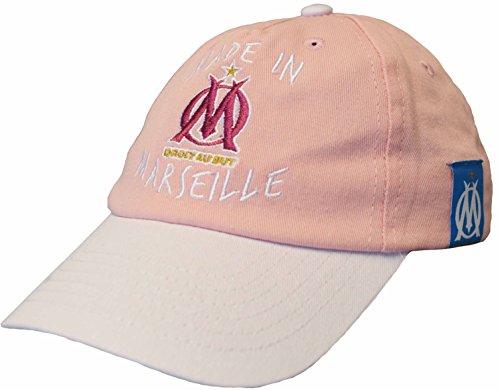 OLYMPIQUE DE MARSEILLE Casquette Om - Collection Officielle Taille bébé Fille TU