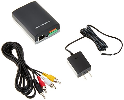 GRANDSTREAM GXV-3500 IP 1Port BNC Video Encoder/Decoder Schnittstelle von analoger Video Technologie BNC auf Digitale IP Welt Video-decoder
