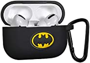 Airpods Pro case,Airpods Pro cover (Batman_Black)