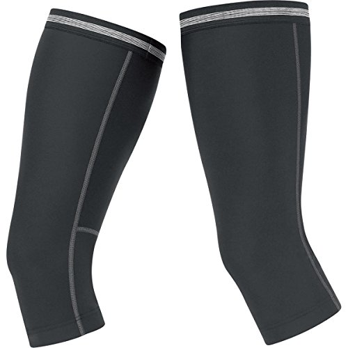 GORE BIKE WEAR UNIVERSAL THERMO   RODILLERAS UNISEX  COLOR NEGRO  TALLA M