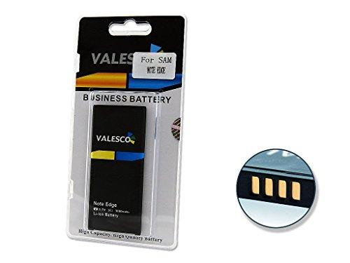 Samsung Galaxy Note Edge / SM-N915FY Handy Ersatz Akku - Smartphone Ersatzakku - VM ® Handyakku - Ersetzt Original Batterie: EB-BN915BBC - EB-BN910BBE - EB-BN910BBK - 3000mAh - Li-Ion Powerakku - Neuer VM ® Originalakku Akku in Blisterverpackung