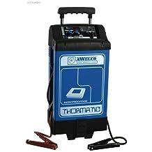 Cevik CE-THORMATIC350 - Cargador/Arrancador de batería 1PH 12/24 v. Automático y Digital