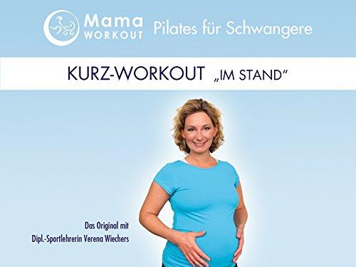 """Pilates-Kurz-Workout""""im Stand"""""""