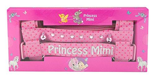 Princess Mimi 6797 - Aufzäumgurte, pink (Gurt Nylon Pferde)