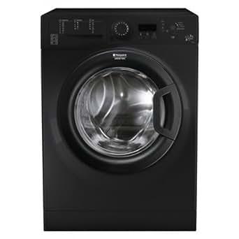 hotpoint ariston fmf 923k eu c lave linge noir. Black Bedroom Furniture Sets. Home Design Ideas