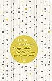 Gedichte: Ausgewählt von Joyce Carol Oates (Fischer Taschenbibliothek)