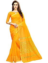 Glory Sarees Women's Cotton Silk Saree