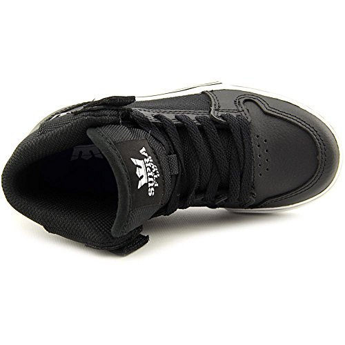 Supra Vaider, Baskets mode garçon Noir