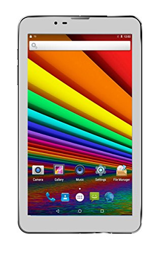I KALL N3 Dual Sim 3G Calling Lollipop Tablet with Inbuilt Speaker  White  Tablets