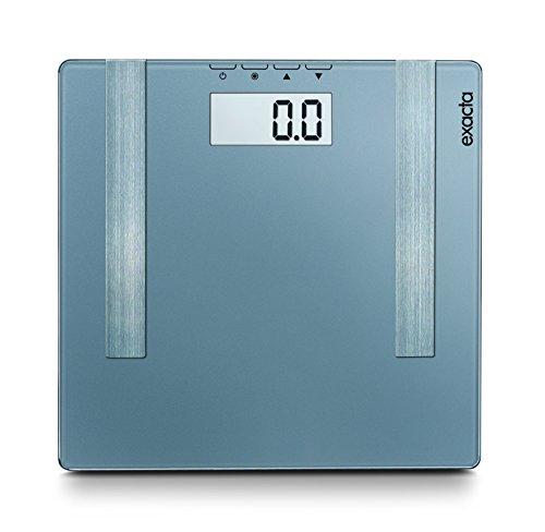Soehnle 63316 Exacta Premium Pesa Persone Digitale, 180 Kg/100 g