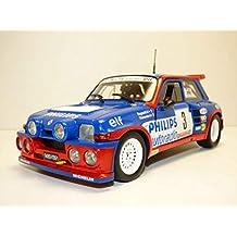 1985 Renault R5 Maxi Turbo Tour de Corse 1:18 Solido 1850027