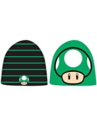 Bonnet reversible 'Super Mario Bros' - Champignon
