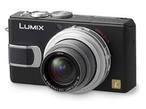 Panasonic Lumix DMC-LX1EG-K Appareil Photo Numérique 8,4 MP