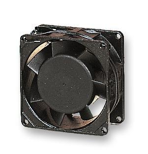 Multicomp sf11580at/1083hbl. GN Fan 80mm 115VAC [1] (steht ProGrade)