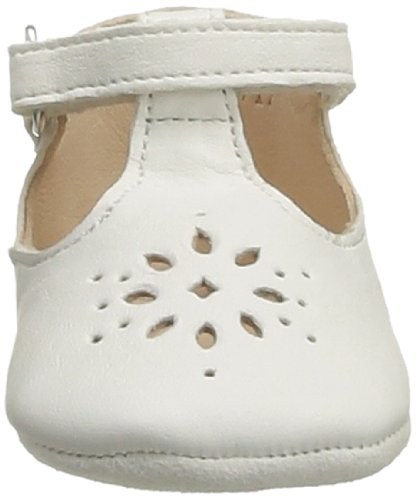 Easy Peasy Lily Eco, Chaussures souples mixte bébé Blanc (007 Blanc)