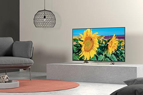 Sony Bravia KD43XF8096BU 43-Inch Android 4K HDR Ultra HD TV with Google Assistant  YouView and Freeview HD - Black  2018 Model
