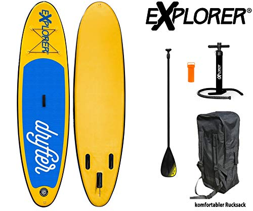 EXPLORER Sup ISUP Hinchable