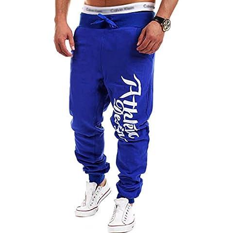 pantalones de chándal deportivos pantalones para hombre pantalones deportivos pantalones de deporte Pantalones de la aptitud