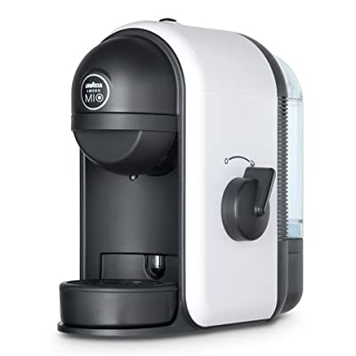 Lavazza A Modo Mio Minu Coffee Machine, White by lavazza