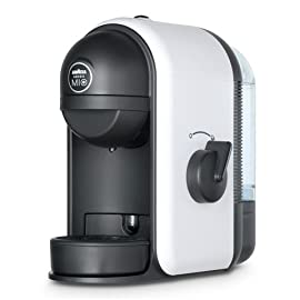 Lavazza A Modo Mio Minu Coffee Machine, White