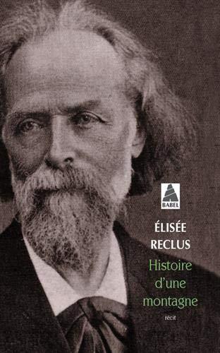 Histoire d'une montagne par Elisee Reclus