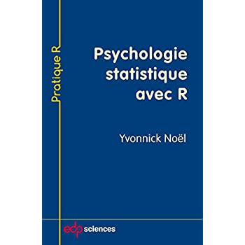 Psychologie statistique avec R